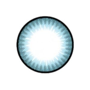 GEO ALICE PURE BLUE WT-A52 NATURAL BLUE CONTACT LENS