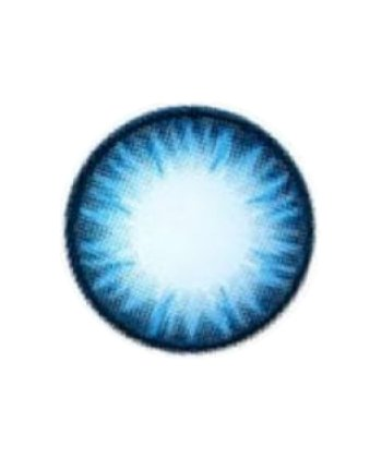 GEO BELLA BLUE BS-202 BLUE CONTACT LENS