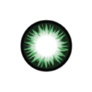 GEO XTRA BELLA GREEN WBS-203 GREEN CONTACT LENS