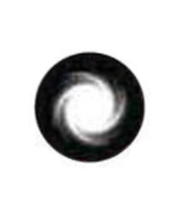 GEO MAGIC COLOR BLACK XDV-200 BLACK CONTACT LENS