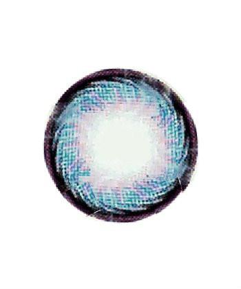GEO DEJAVU BLUE WHC-352 BLUE CONTACT LENS