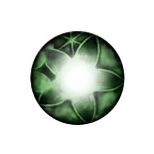 GEO FAIRY OF WATER GREEN WH-A53 GREEN CONTACT LENS