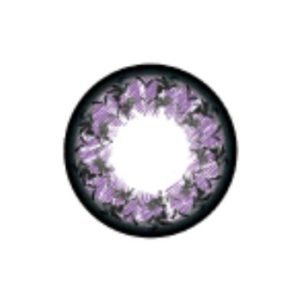 GEO MORNING GLORY VIOLET  WFL-A31 VIOLET CONTACT LENS