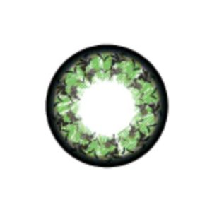 GEO MORNING GLORY GREEN WFL-A33 GREEN CONTACT LENS