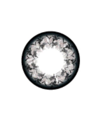 GEO MORNING GLORY GRAY WFL-A35 GRAY CONTACT LENS