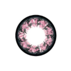 GEO MORNING GLORY PINK WFL-A37 PINK CONTACT LENS