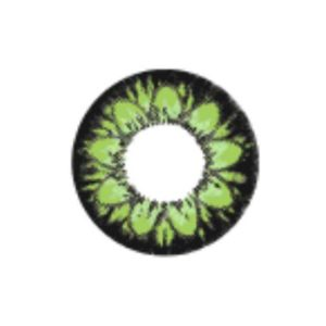 GEO PLUM GREEN WT-C23 GREEN CONTACT LENS