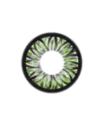 GEO SUNFLOWER GREEN WFL-A23 GREEN CONTACT LENS