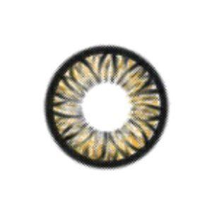 GEO SUNFLOWER WFL-A24 BROWN CONTACT LENS