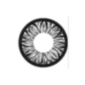 GEO FLOWER SUNFLOWER GRAY WFL-A25 GRAY CONTACT LENS
