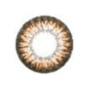 GEO FRESH BROWN FC-724 BROWN CONTACT LENS
