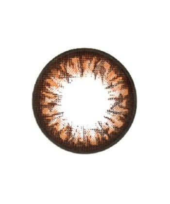 GEO XTRA GRANG GRANG CHOCO BROWN WHC-246 BROWN CONTACT LENS