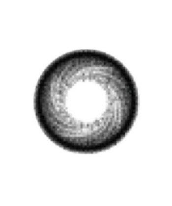 GEO HURRICANE SWIRL GRAY HC-105 GRAY CONTACT LENS