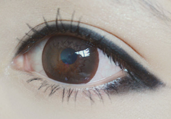 GEO CAFE CAPPUCCINO BROWN WMM-600 BROWN CONTACT LENSES