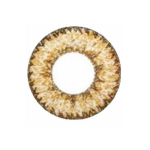 GEO NUDY BROWN CH-624 BROWN CONTACT LENS