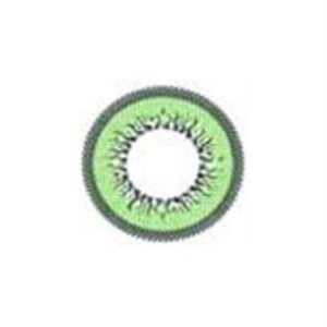 GEO WING GREEN OL-103 GREEN CONTACT LENS