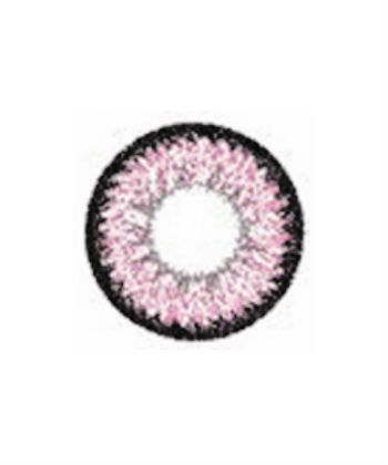 GEO SUPER NUDY PINK XCH-627 PINK CONTACT LENS