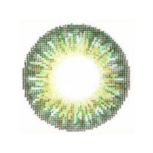 GEO TRI COLOR GREEN CM-903 GREEN CONTACT LENS