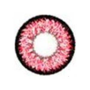 GEO NUDY RED WCH-628 RED CONTACT LENS