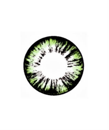 GEO FOREST GREEN WT-B63 GREEN CONTACT LENS