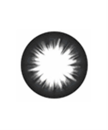 GEO MAGIC COLOR BLACK CK-107 BLACK CONTACT LENS