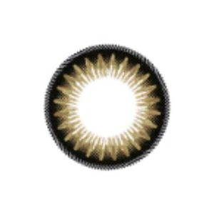 GEO BURST BROWN WCO-244 BROWN CONTACT LENS