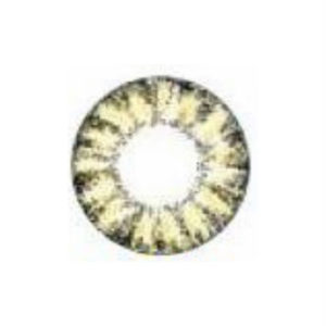 GEO CRYSTAL GOLD WI-A14 BROWN CONTACT LENS