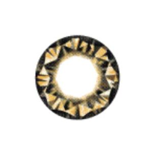 GEO DIAMOND BROWN WT-B34 BROWN CONTACT LENS