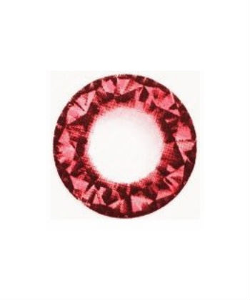 GEO DIAMOND RED WT-B38 RED CONTACT LENS