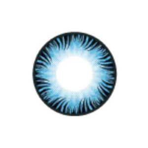 GEO BONAIRE BLUE WFL-A62 BLUE CONTACT LENS