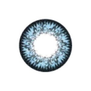 GEO CARNATION BLUE WFL-A42 BLUE CONTACT LENS