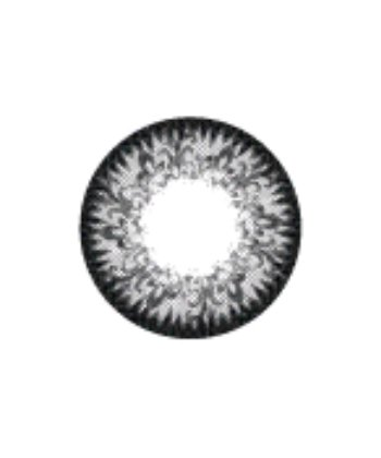 GEO CARNATION GRAY WFL-A45 GRAY CONTACT LENS
