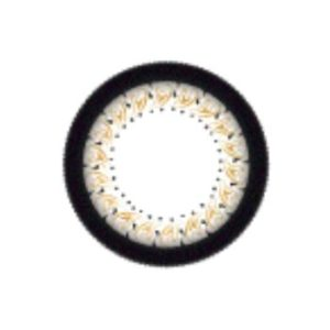 GEO LACE BROWN W4U-244 BROWN CONTACT LENS