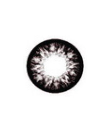 GEO MAGIC COLOR BLACK WT-A70 BLACK CONTACT LENS