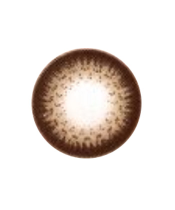 GEOLICA CIRCLE BROWN GO-A24 DARK BROWN CONTACT LENS