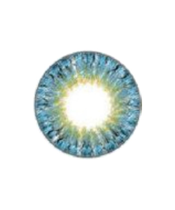 GEOLICA LADY BLUE GS-A12 BLUE CONTACT LENSES