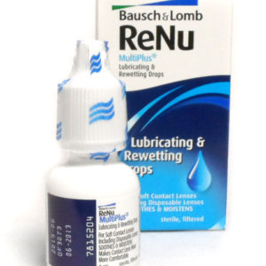 BAUSCH & LOMB RENU MULTIPLUS LUBRICATING AND REWETTING DROPS