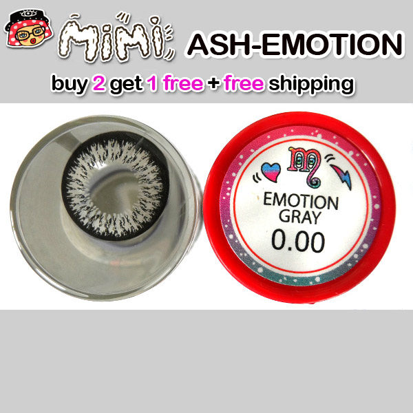 MIMI EMOTION GRAY CONTACT LENS