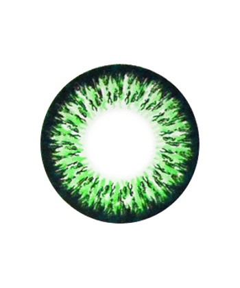 MIMI EMOTION GREEN CONTACT LENS