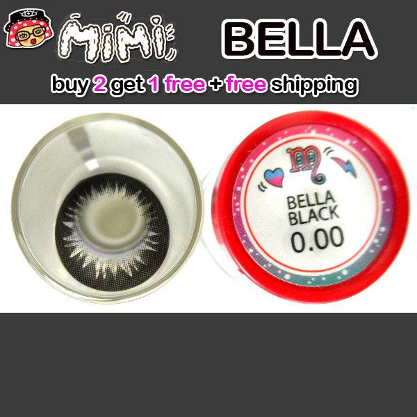MIMI BELLA BLACK CONTACT LENS