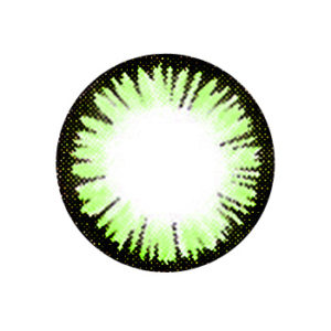 MIMI BLING GREEN CONTACT LENS