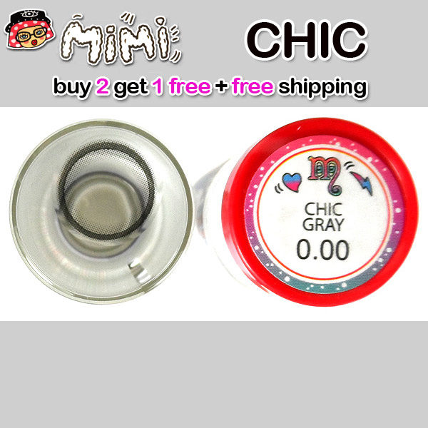 MIMI CHIC GRAY CONTACT LENS