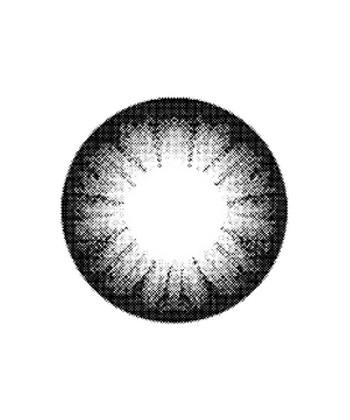 MIMI CIRCLE BLACK CONTACT LENS 14.5MM
