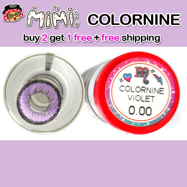 MIMI COLORNINE VIOLET CONTACT LENS