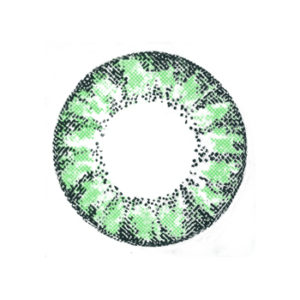 MIMI CRYSTAL GREEN CONTACT LENS