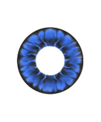 MIMI DAISY BLUE CONTACT LENS