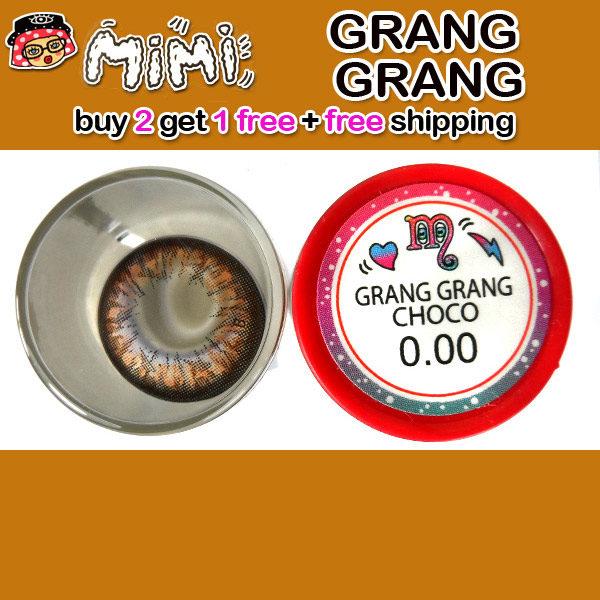 MIMI GRANG GRANG CHOCO CONTACT LENS
