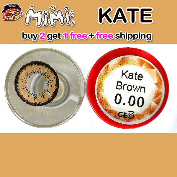 MIMI KATE BROWN CONTACT LENS