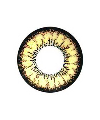 MIMI KING BROWN CONTACT LENS
