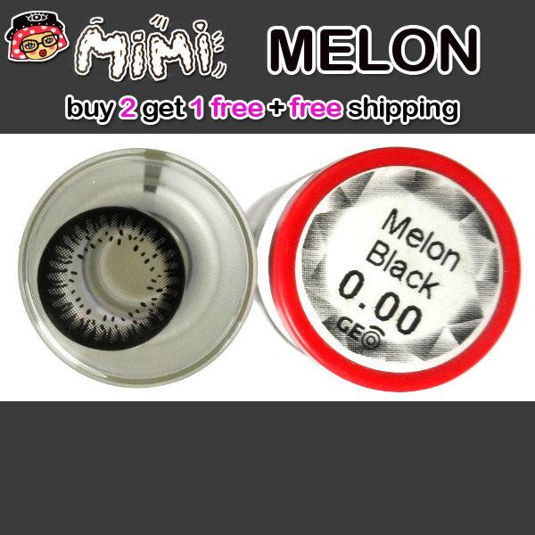 MIMI MELON BLACK CONTACT LENS